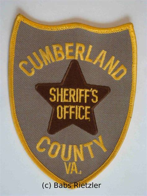 Cumberland County Sheriff Office by Sheriff And Patches