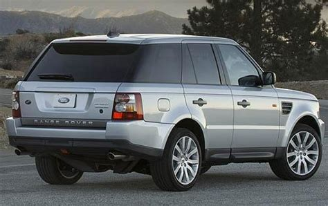 land rover 2008 2008 land rover range rover sport information and photos