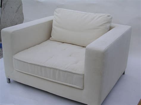 square arm sofa