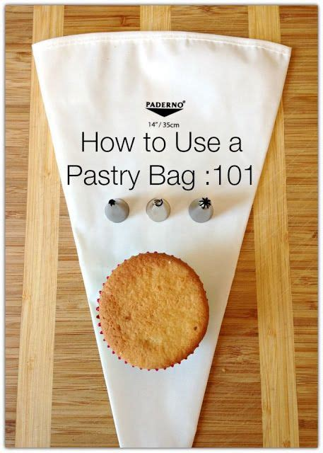 How To Make A Piping Bag With Baking Paper - 17 best images about kitchen tips on kitchen