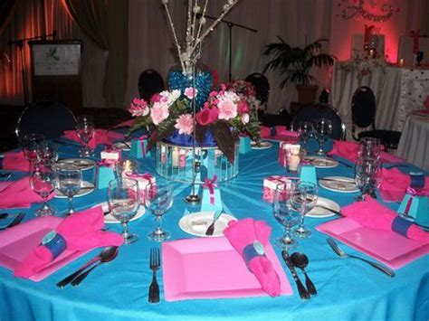 137 best images about Pink & Blue Wedding Theme on