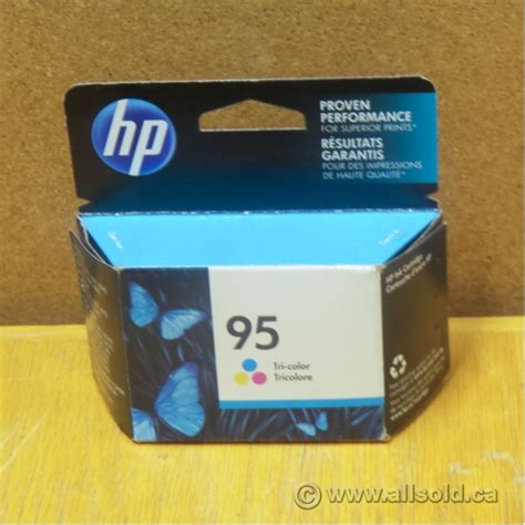 Hp 95 Color Cartridge hp 95 tri color original ink cartridge c8766wn allsold