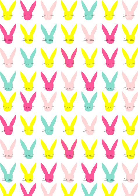 free printable wrapping paper a4 free digital bunny scrapbooking paper ausdruckbares