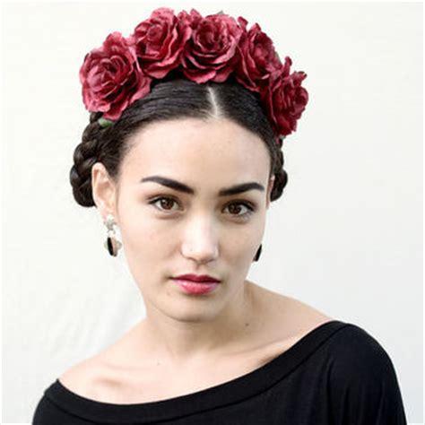shop large flower headband on wanelo best dia de los muertos flowers products on wanelo