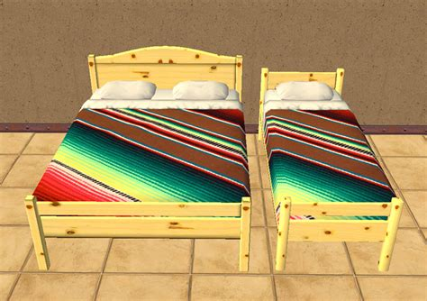 mexican bedding mod the sims mexican bed covers