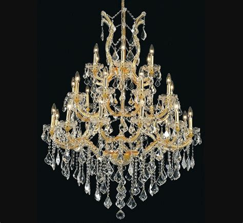 Chandeliers Large Theresa Collection 28 Light Large Chandelier Grand Light