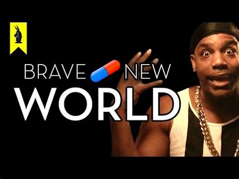 themes and symbols in brave new world brave new world thug notes summary and analysis