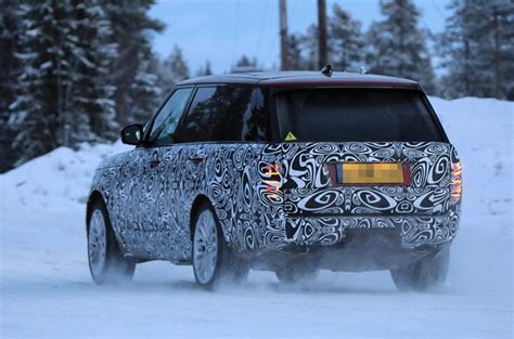 range rover sport 2018 changes 2018 land rover range rover plugged and facelifted