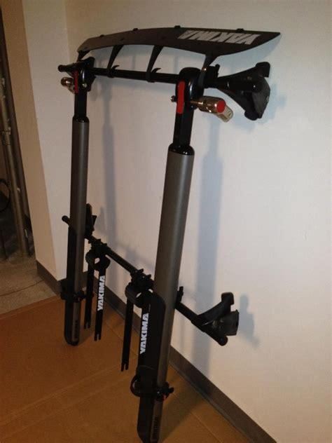 fs yakima roof rack with 2 tire racks rx8club