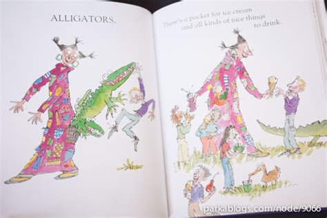 libro angelica sprockets pockets book review the quentin blake treasury parka blogs