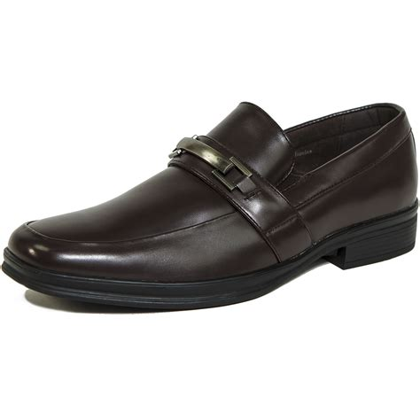 alpineswiss olten mens dress shoes slip on casual mule