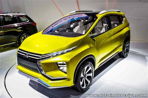 mitsubishi expander seat report will mitsubishi name their 7 seat crossover mpv