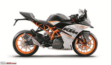 Ktm Models In India 2016 Ktm Rc 390 Unveiled At Eicma Team Bhp