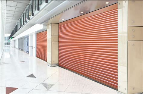Security Overhead Door Nyc Security Shutters Don T To Be