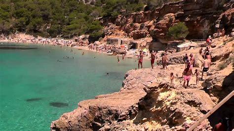 best ibiza ibiza best beaches cala salada near san antonio with