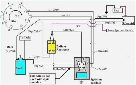 mopar electronic ignition wiring diagram wiring diagram