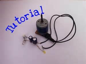 how to make mini electric generator tutorial