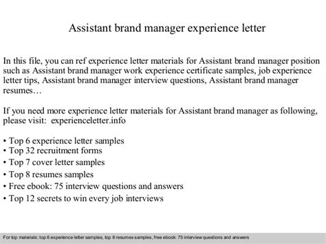 Brand Manager Cover Letter by 95 Assistant Brand Manager Cover Letter Community Service Manager Cover Letter Fuel Truck