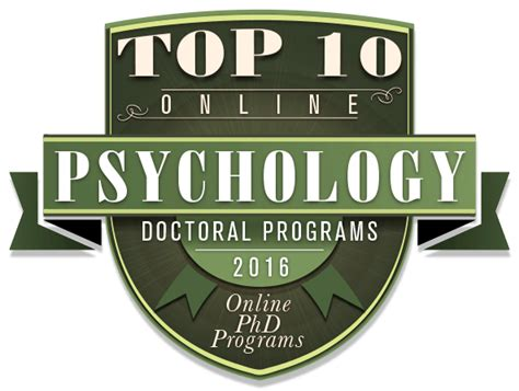 Business Doctoral Programs 5 by Image Gallery Phd Psychology
