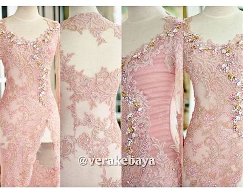 Baju Warna Gold vera kebaya 10 kebaya s day colors and kebaya