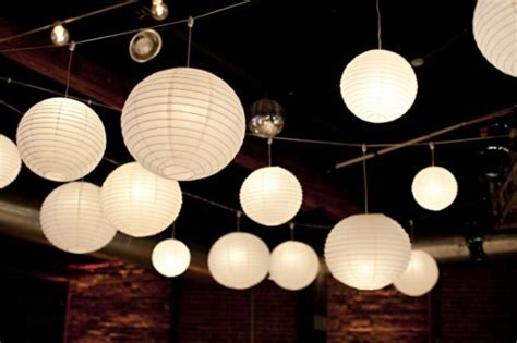 hanging paper lantern lights unexpected landscape lighting features that will wow your