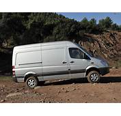 Images Of Mercedes Benz Sprinter High Roof Van 4x4 W906