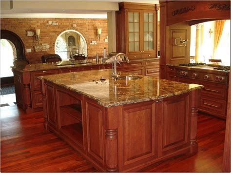 Granite Kitchen Tops Prices The Different Kitchen Granite Countertops Cost Lapoup