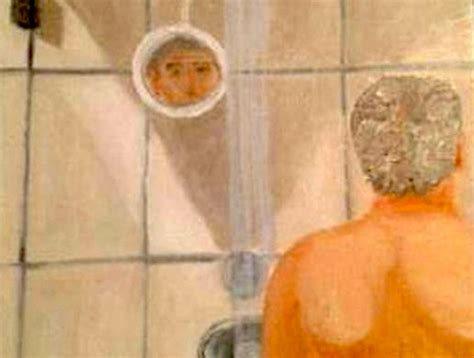 george w bush bathtub painting paintings by george w bush dwight d eisenhower winston