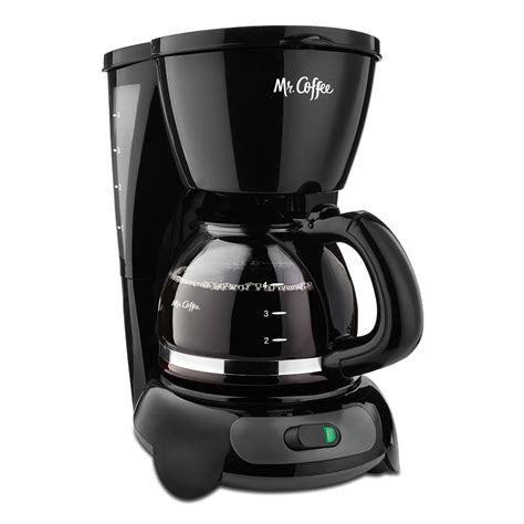 Coffee Maker Manual Espresso 4 Cup mr coffee 174 simple brew 4 cup switch coffee maker