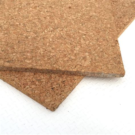 50cm x 200cm cork sheet without grooves seacork