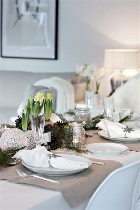 11 decorating ideas to steal from the scandinavians brit 5 christmas table setting ideas in different styles
