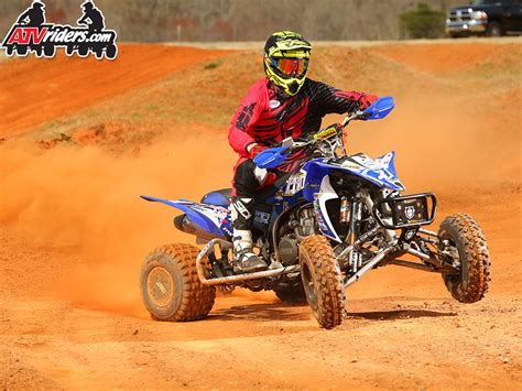 motocross and atv adam clark atv motocross