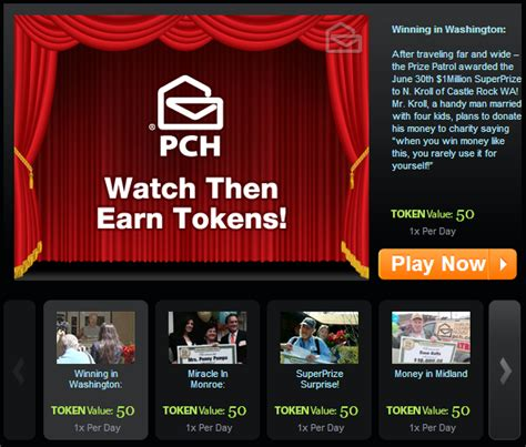 What Are Pch Tokens For - 10 ways you didn t know you could score tokens from pch pch blog