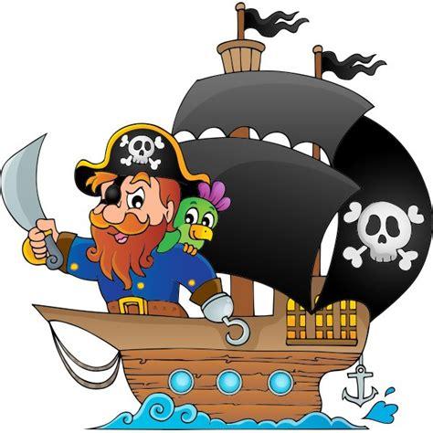 barco pirata vinilos infantiles - Imagenes De Barcos Piratas Infantiles