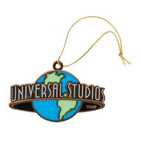 your wdw store universal ornament universal studios