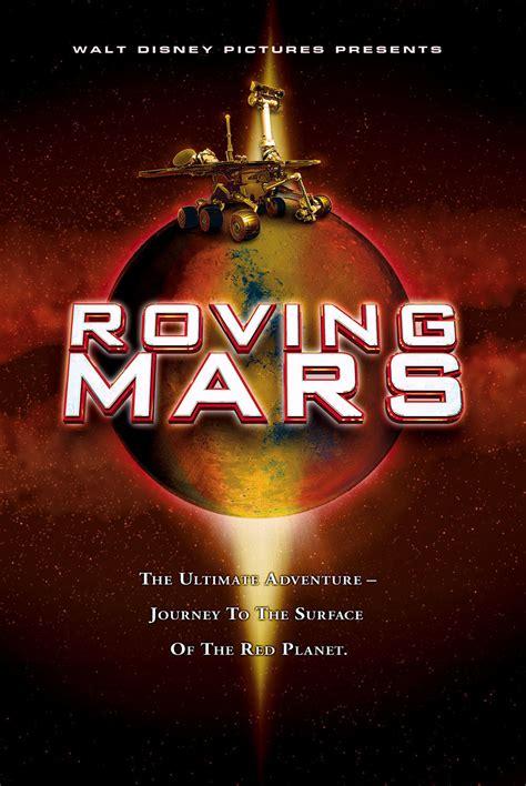 film disney mars roving mars disney movies