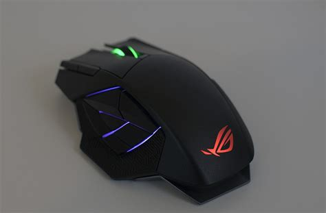 Mouse Asus Rog asus rog spatha gaming mouse review play3r