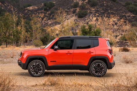 2015 Jeep Renegade Trailhawk Price 2015 Jeep Renegade Trailhawk Side Profile 2 Photo 24
