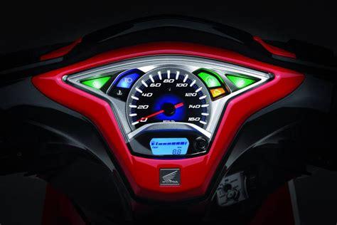 Panel Spd Speedometer Custom Vario 110fi all new honda air blade black and silver