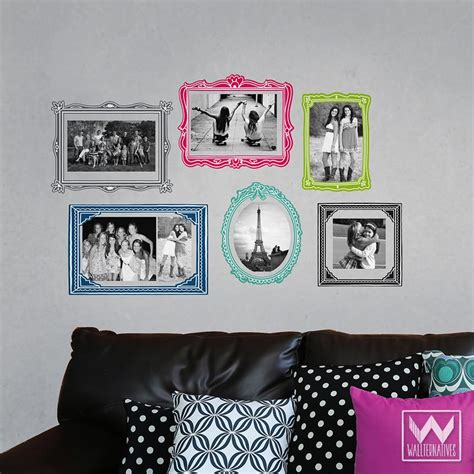 wall stickers frames wall mural decals removable wall graphics fabric wall stickers wallternatives