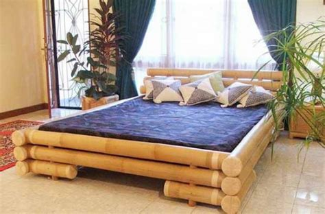bamboo bedroom bamboo bed design ideas 5