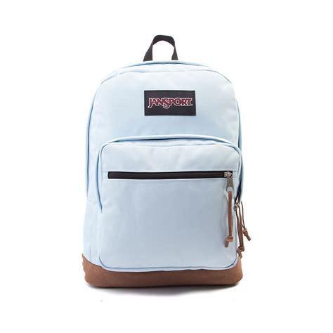 Tas Jansport Light Blue jansport right pack backpack blue 17560