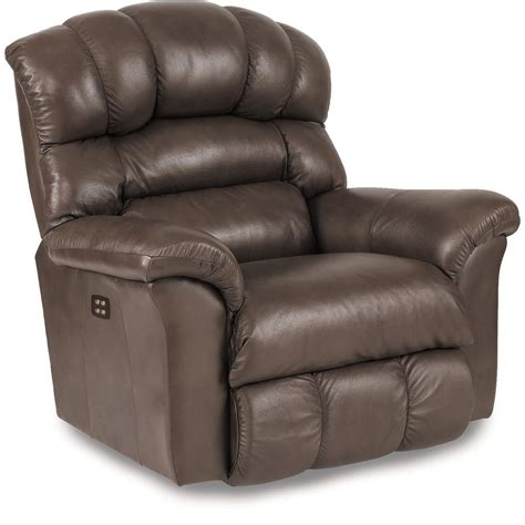 wide recliner sale crandell powerreclinexrw reclina way 174 recliner