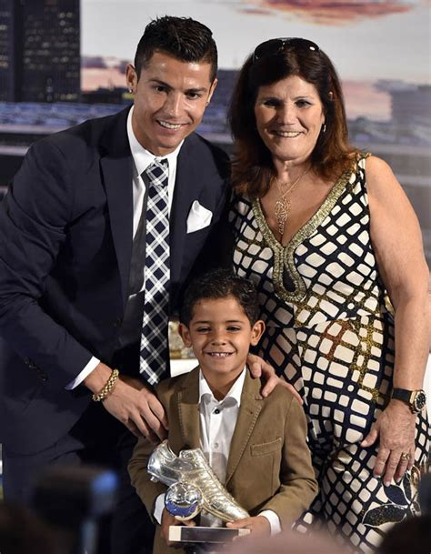 cristiano ronaldo biography son cristiano ronaldo not having a second child says mum