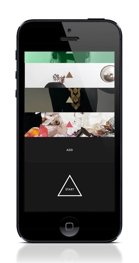 typography apps iphone next iphone app experiment by lasse kusk and daniel matzke