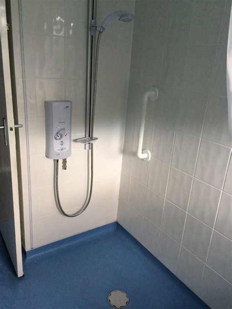 council bathroom wet room with non slip floor chesham evolution design and build