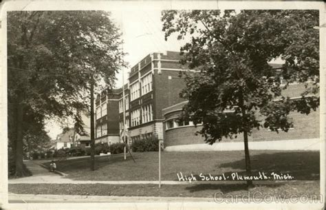 high school plymouth mi