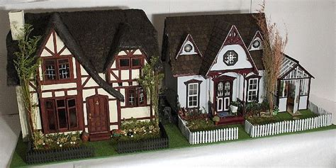 dollhouse junkie debs minis glencroft and orchid dollhouse scale mod