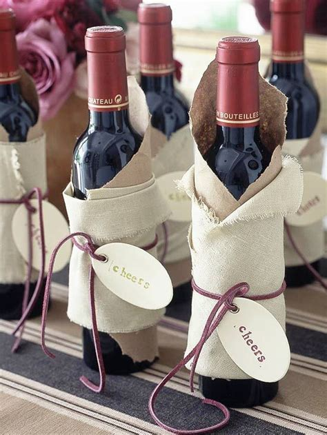 gift wrapping wine bottles 25 unique wine bottle wrapping ideas on diy