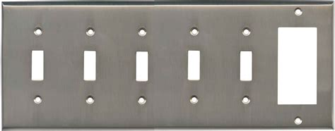 black light switch plates interior rectangle black stained rustic switch